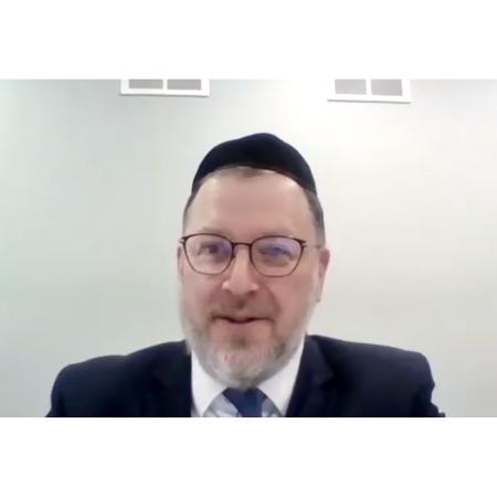 Rabbi Doniel Nosenchuk - OU - Beth Aaron - Pas Akum