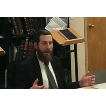 Rabbi Eli Gersten Chalav Akum